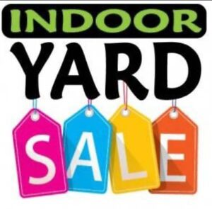 Indoor Garage Sale/Moving Sale