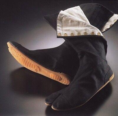 Ninja Tabi Schuhe! (Schwarze Rikio Jikatabi - Direkt aus Japan) RIKIO (de)