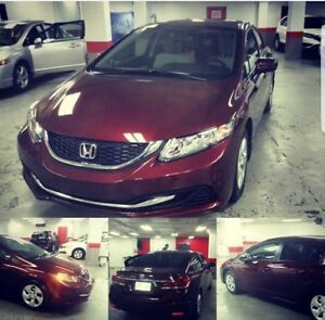 *****2015 HONDA CIVIC LEASE TAKE OVER.BEST PRICE YOU CAN GET!!**