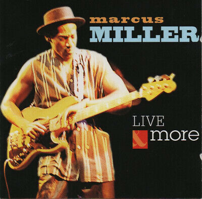 Marcus Miller im radio-today - Shop