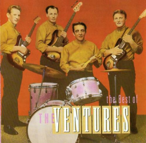 cd - The Ventures - The Best Of The Ventures