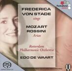 super audio cd - Mozart - Sings Mozart-Rossini Opera Arias