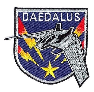 STARGATE - Atlantis - DAEDALUS  Patch - Uniform Aufnäher