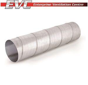 Galvanized-Steel-Spiral-Ducting-3-0m-Hydroponics-Ventilation-Extractor-fan