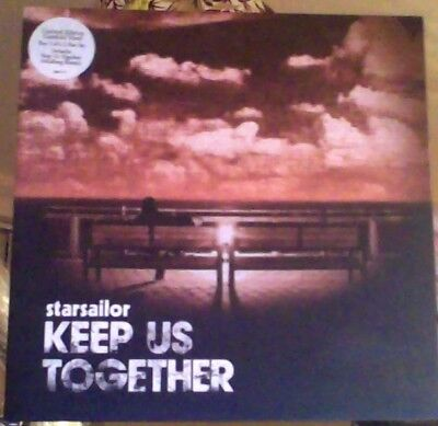 Starsailor keep us together ltd. ed. gatefold part 1`vinyl 7""