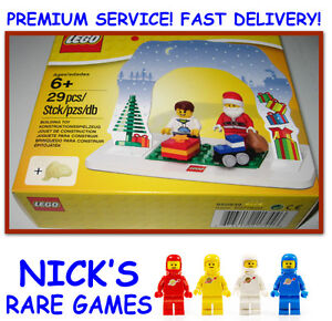 * FREE POST* - Lego Christmas Santa Set - 850939 - Incl 2 x Minifigures