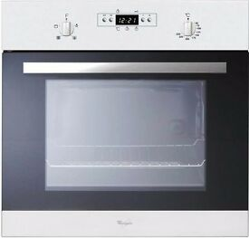 NEW - Whirlpool AKP262WH White Electric Built-in Single Fan Oven