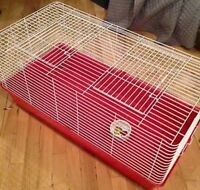 SELLING MATCHING BUNNY CAGES $210.