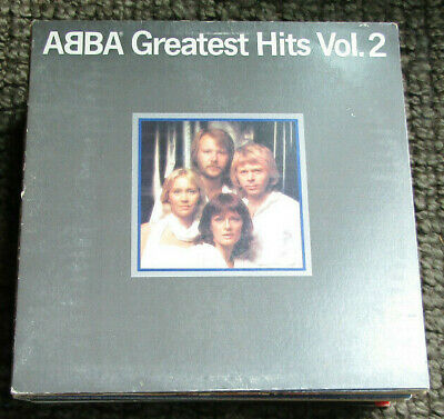 FREE 2for1 OFFER-ABBA ‎– Greatest Hits Vol. 2 Label: Atlantic ‎– SD 16009 Format