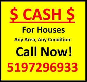 We Buy Houses in $$ CASH $$