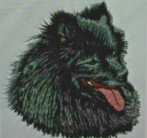 German Spitz Dog Breed Bathroom SET OF 2 HAND TOWELS EMBROIDERED Personalize