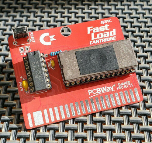 Epyx Fast Load Cartridge