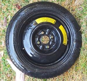 Roue de secours / spare wheel