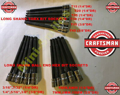 CRAFTSMAN 16pc 1/4