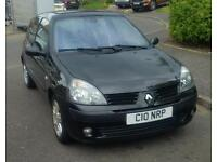 RENAULT CLIO 1.4L 16V **VERY LOW MILES**