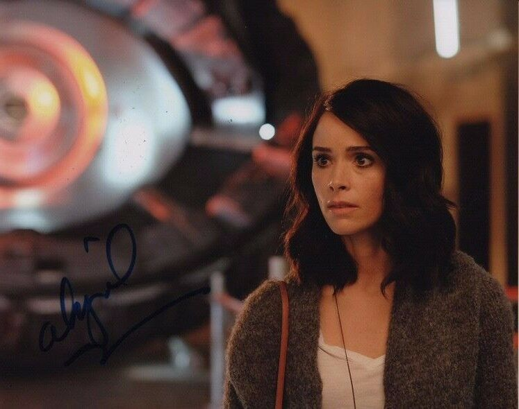 Abigail Spencer Timeless Autographed Signed 8x10 Photo COA #2