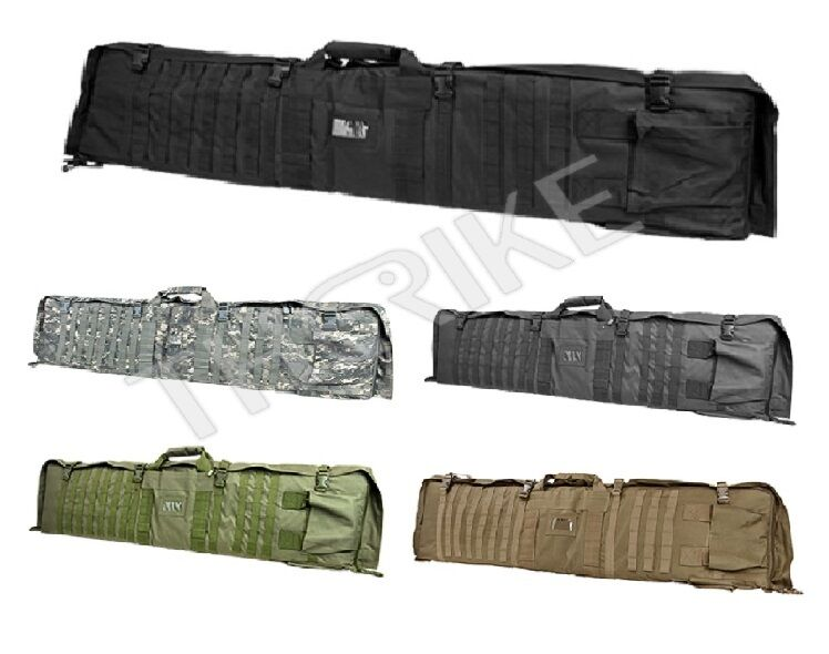 Ncstar Vism Tactical Hunting Deluxe Rifle Case Shooting
