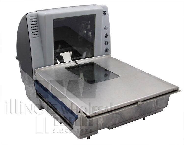 NCR RealScan 78 Full-Size Scanner, 7878-1000