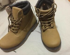 Brand new Timberland style boots