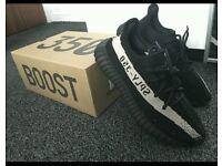 Adidas Yeezy Boost 350 V2 oreo SIZE 9!!