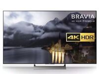 "Brand New Sony KD-75XE9005 75"" UHD TV, free delivery"