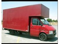 From £10 Man with Van, man and van hire, Man & van, house Removal, removal company