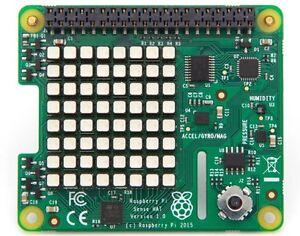Raspberry Pi Sense Hat ($49.95) SALE Retail Box