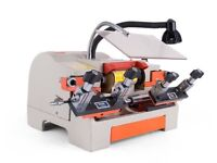 100E1 Dual Twister Key Cutting Machine - NEW