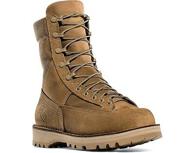 NEW Danner Marine Gore-Tex Desert Rough-Out Boots, 8