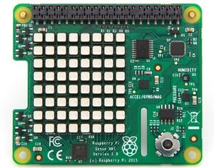 Raspberry Pi Sense Hat ($52.95) SALE