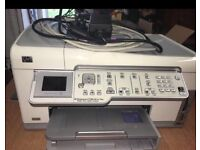 HP printer;Includes inks