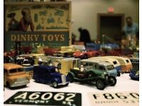 [WANTED] Old Toy collections & Record collections - dinky corgi Hornby