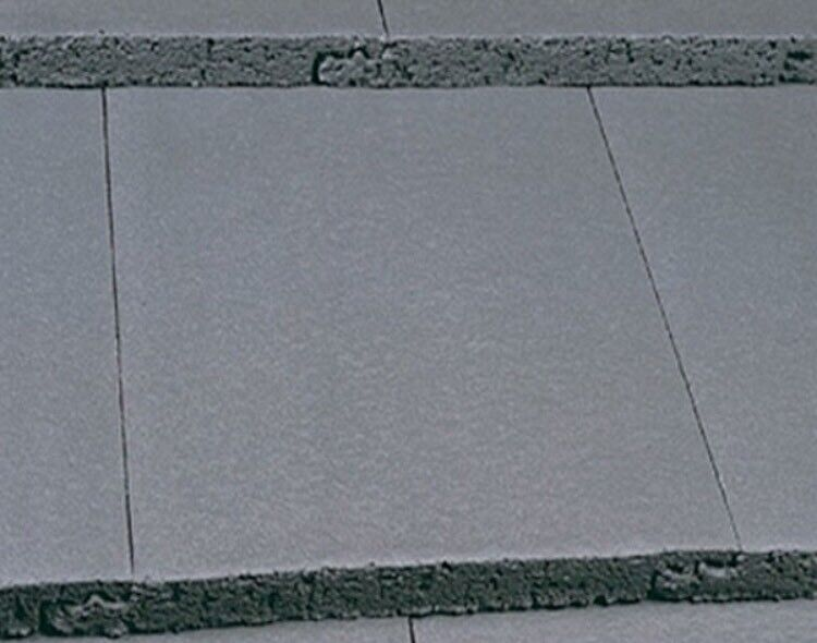 Marley Eternit Modern Interlocking Tile Smooth Grey X 25 In