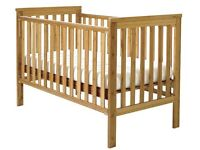 Good condition East Coast Bamboo Cot bed x2 - £20 each