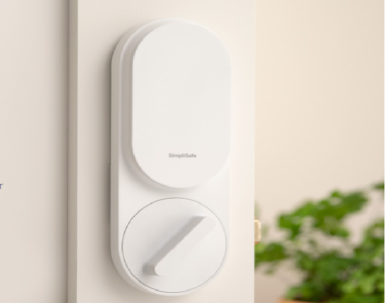 Simplisafe Smart Lock Home secure - Free Shipping