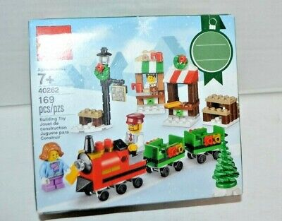 LEGO Holiday Christmas Train Ride (40262) New and Sealed
