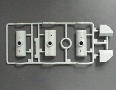 DRAGON 1/35 Scale Panther Ausf. G Late Parts Tree F from Kit No. 6268
