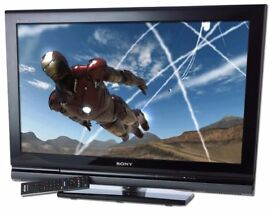 Sony Bravia 32inch HD Tv - £100