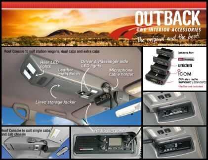 OUTBACK ROOF CONSOLE Carrara Gold Coast City Preview