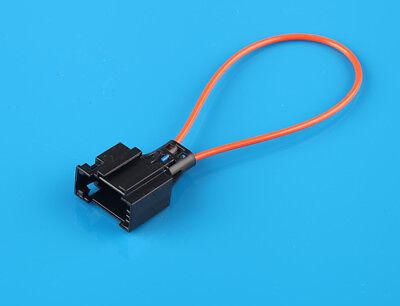 Fiber optic loop female connector for Most Audi, BMW, Mercedes, Porsche EV