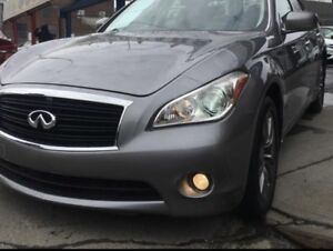 2012 INFINITI M37X AWD WITH BACKUP CAMERA FOR SALE