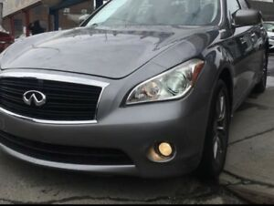 2012 Infiniti M37X AWD backup camera mint condition for sale