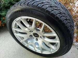 225/50R17 Nokian Hakkapeliitta R2 Run Flat Winter Tires for BMW