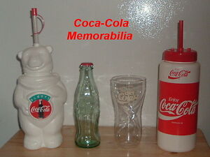 FOUR COCA-COLA COLLECTIBLES FROM THE 1990's