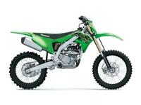 KAWASAKI KXF 250 2021 MODEL MX BIKE NOW AVAILABLE TO ORDER AT CRAIGS MOTORCYCLES