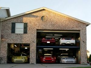 Homes With Really Nice Garages