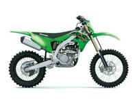 Kawasaki KXF 250 XC 2021 CROSS COUNTRY BIKE NOW AVAILABLE TO ORDER AT CRAIGS MC