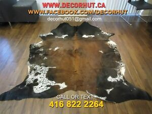Cowhide Rug Newly Cow Skin Best Brazilian Leather Stratford Kitchener Area image 3
