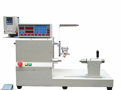 Computer Fully Automatic Coils Winder Winding Machine With Large Baseboard B