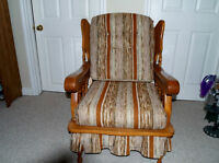 Chair and Sofa in Selkirk.mb